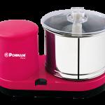 Ponmani Prime Table Top Wet Grinder – Pink
